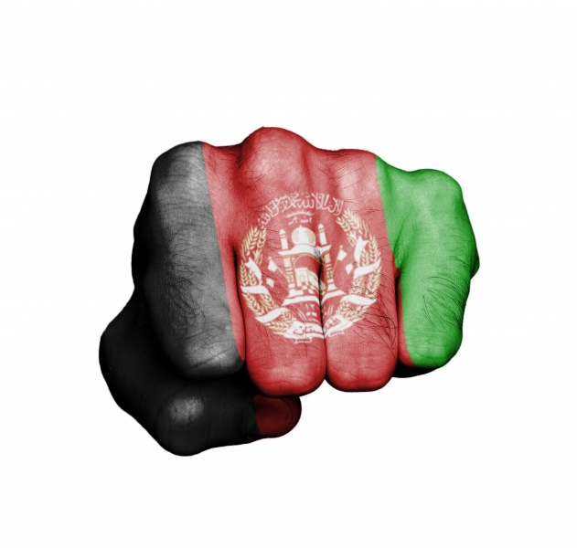 knytnäve boxning afghanistan